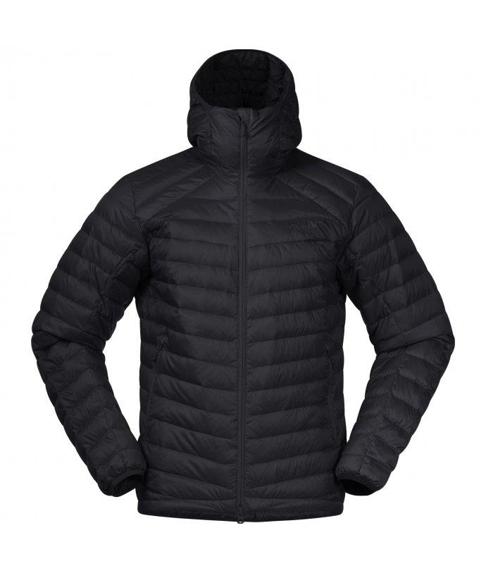 Pánská lehká péřová bunda Røros Down Light Jacket w/Hood