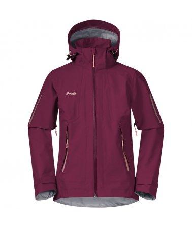 Dívčí voděodolná outdoorová bunda Bergans Sjoa 3L Youth Girl Jacket