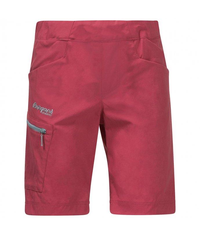Dětské softshellové šortky Bergans Lilletind V2 Light Softshell Kids Shorts