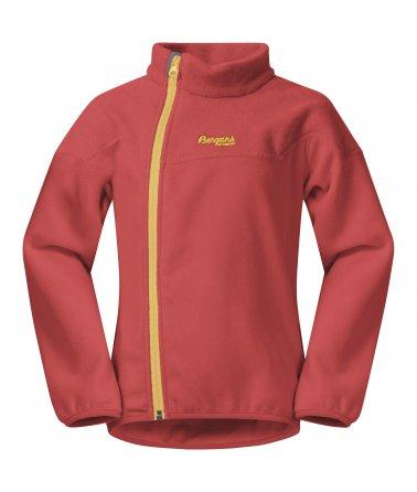 Dětská fleece mikina Bergans Ruffen Fleece Kids Jacket