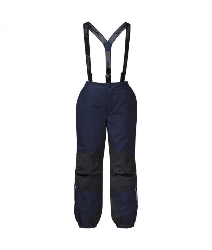 Dětské zateplené kalhoty Bergans Lilletind Ins Kids Pnt