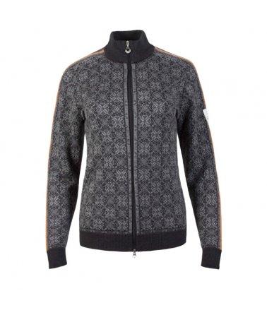 Dámský sportovní svetr z jemné merino vlny Dale Frida