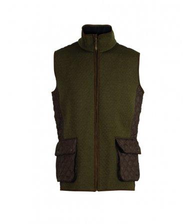 Pánská elegantní vesta s Knitshellem Dale Jeger