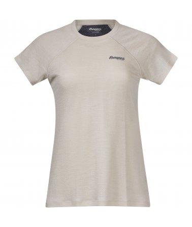 Dámské tričko z Merino s krátkým rukávem Bergans Floyen Wool W Tee