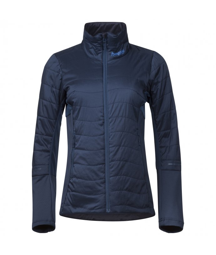 Dámská lehká a zateplená bunda Fløyen Light Insulated Lady Jacket