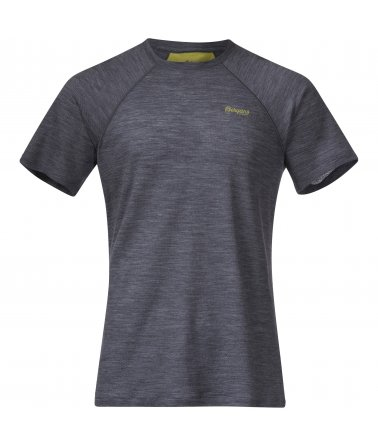 Pánské tričko z Merino s krátkým rukávem Bergans Floyen Wool Tee