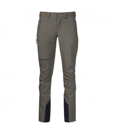 Dámské softshellové rychleschnoucí kalhoty Bergans Breheimen Softshell W Pants