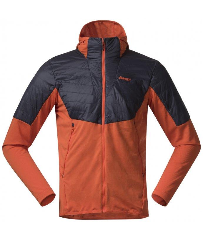 Pánská izolační outdoorová bunda s kapucí Senja Midlayer Hood Jkt