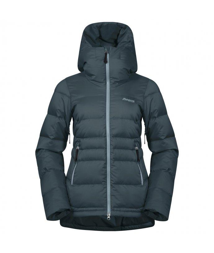 Dámská péřová lyžařská bunda Bergans Stranda Down W Hybrid