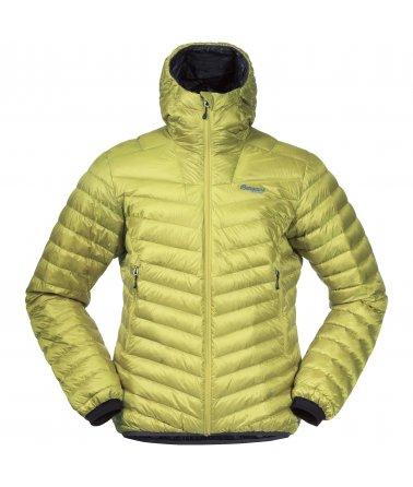 Lehká pánská péřová bunda s kapucí Senja Down Light Jkt w/Hood