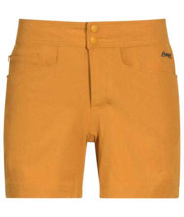 Dámské softshellové šortky Bergans Cecilie Flex Shorts