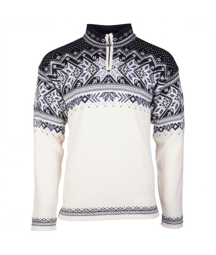 Tradiční svetr z pravé norské vlny Dale Vail