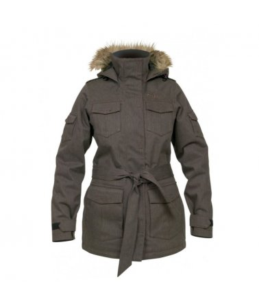 Dámský Kabát Granite Insulated Lady Parka Bergans