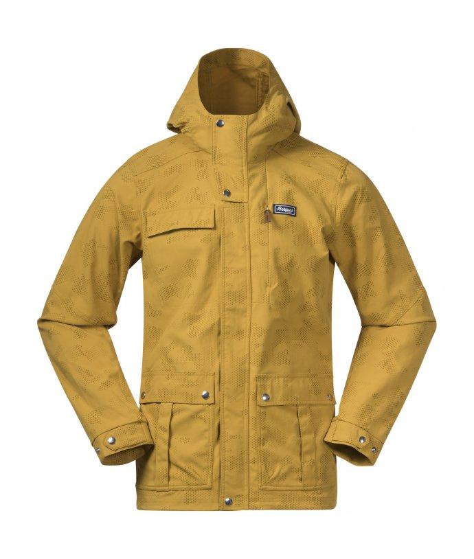 Pánská voděvzdorná outdoorová bunda Bergans Nordmarka Jacket