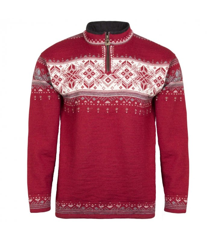 Klasický vlněný svetr Dale Blyfjell