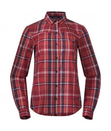 Dámská bavlněná košile Bergans Kikut W Shirt