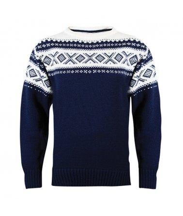 Jedinečný originální vlněný svetr Dale Cortina