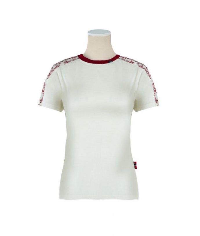 Dámské vlněné tričko Dale Feminine T-Shirt
