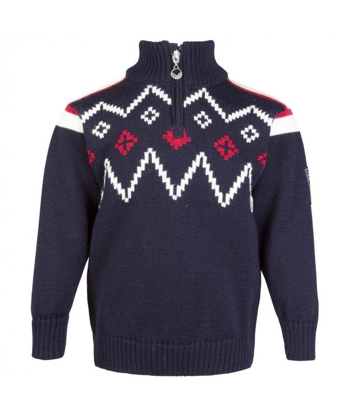 Dětský vlněný svetr