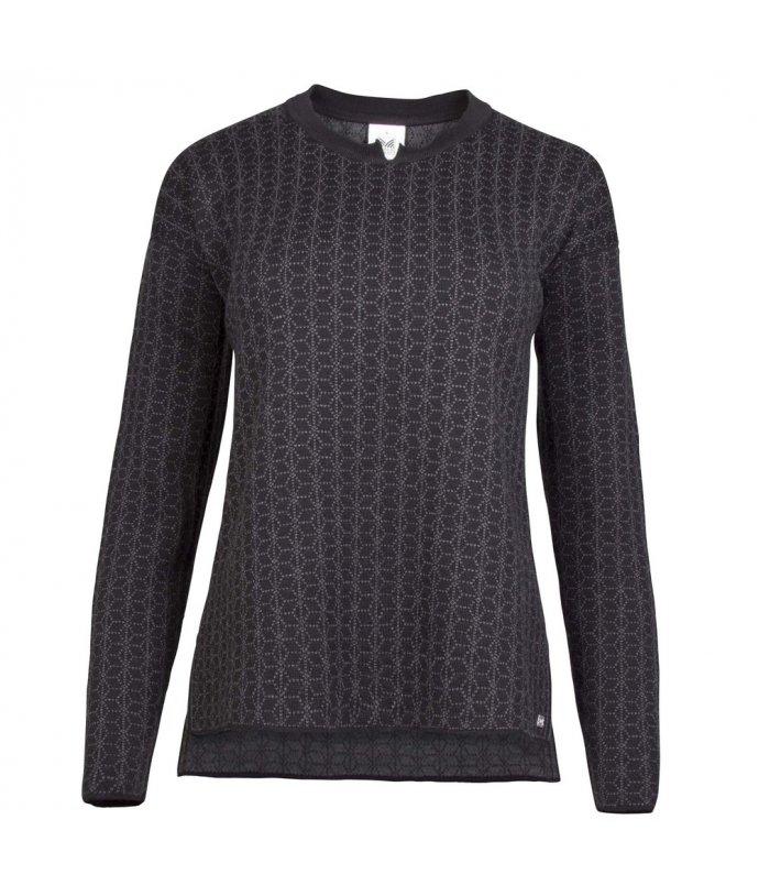 Luxusní svetr z jemné merino vlny