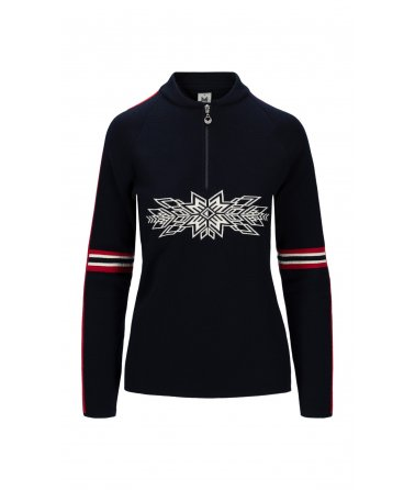 NORSKÝ OLYMPIJSKÝ TÝMOVÝ SVETR OL SPIRIT Fem Sweater