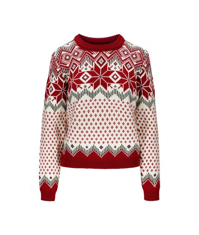 Dámský stylový svetr Vilja feminine sweater Dale