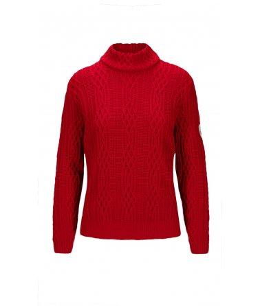 Dámský teplý vlněný svetr Dale Hoven Fem Sweater