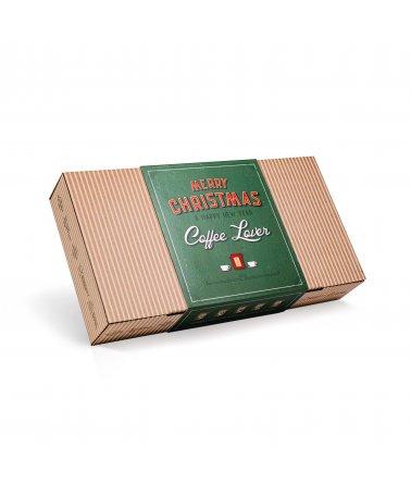 Káva Grower's cup – dárkové balení Vánoce 10 ks