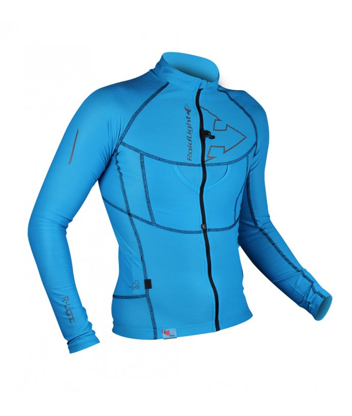 Pánské technické běžecké triko Raidlight XP Fit 3D Top