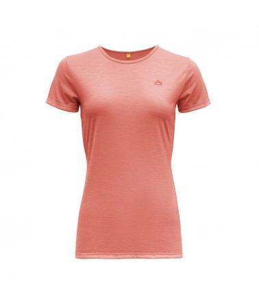 Vlněné tričko s krátkým rukávem Devold Valldal