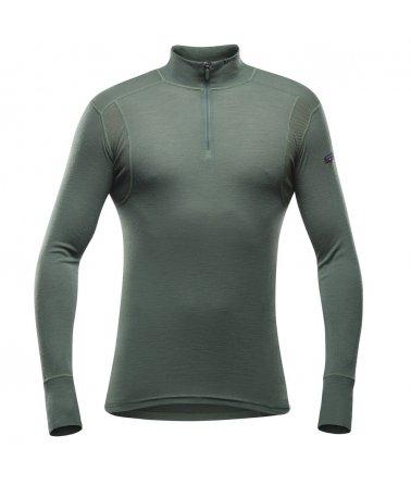 Pánské sportovní lehké vlněné triko s rolákem Devold Hiking
