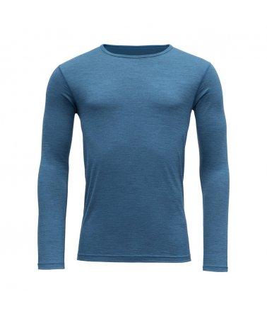 Vlněné tričko s dlouhým rukávem, pánské Devold