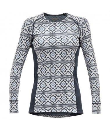 Dámské vysoce hřejivé pohodlné vlněné tričko Devold Ona