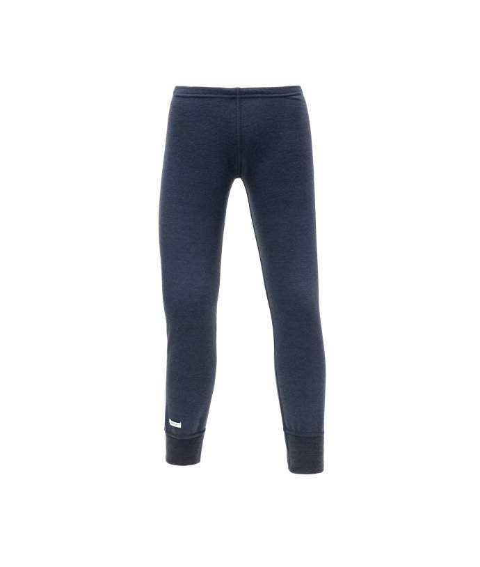 Dětské velmi teplé vlněné kalhoty Devold Fiska