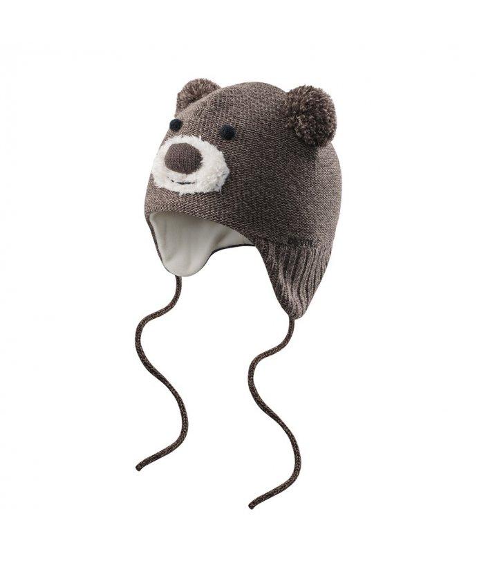 Batolecí teplá vlněná čepička Devold Bear Baby