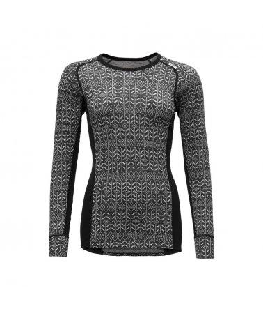 Dámské super lehké pohodlné vlněné tričko Devold Vams