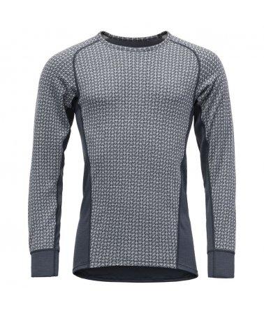 Pánské vysoce hřejivé pohodlné vlněné tričko Devold Vaksvik