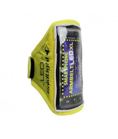 Univerzální sportovní pouzdro na Smartphone Raidlight LED