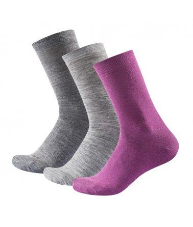 Dámské velmi lehké vlněné ponožky Devold Daily