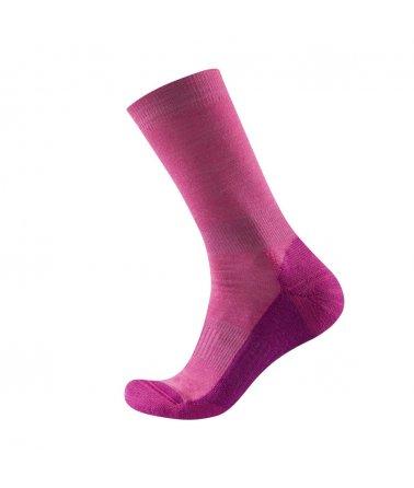 Dámské středně teplé vlněné ponožky Devold Multi Medium