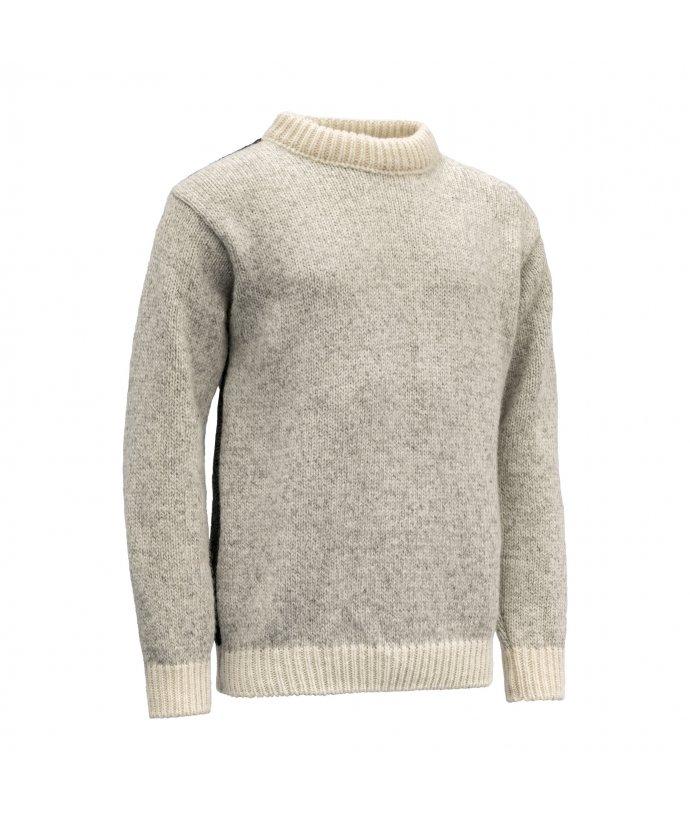 Klasický velmi teplý vlněný svetr Devold Nansen