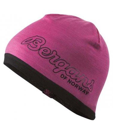 Bergans Tind Wool Beanie, zimní čepice, unisexová