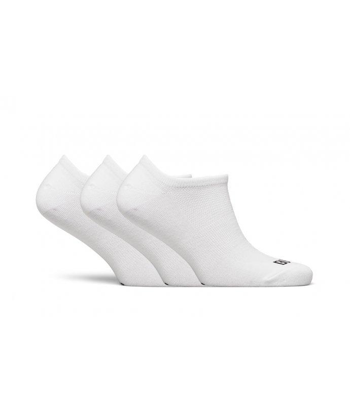 Pánské nízké ponožky 3Pk No Show Sock Bula