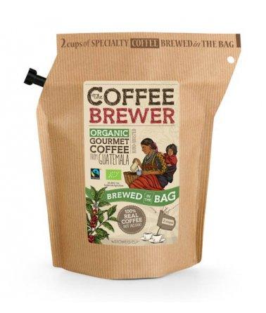 Certifikovaná organická Fairtrade káva, Guatemala