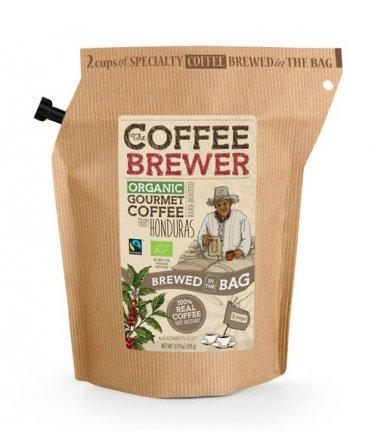 Certifikovaná organická Fairtrade káva, Honduras