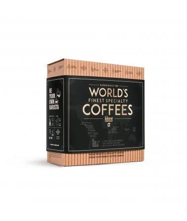 Káva Grower´s cup - dárkové balení 5ks
