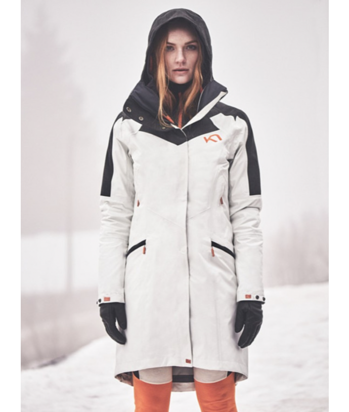 Luxusní kabát pro chladné dny YGRE VOSS LINE